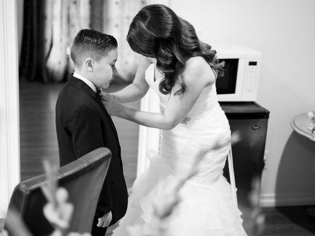 Jesse and Vanessa's Wedding in Pomona, California 11