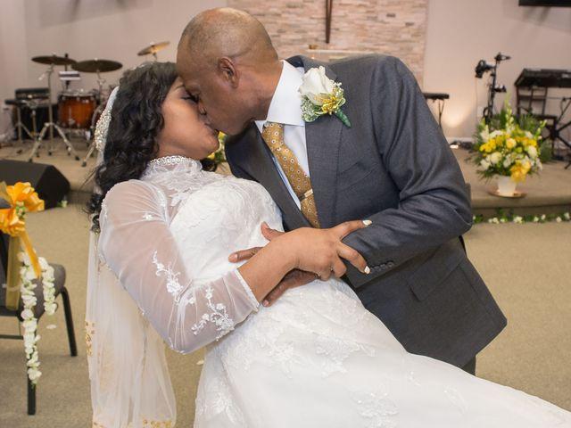 The wedding of Robert and Christileen