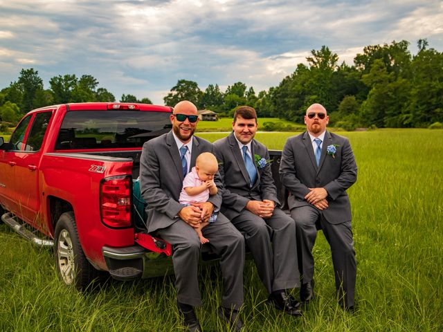 Riley and Anna's Wedding in Jasper, Alabama 13