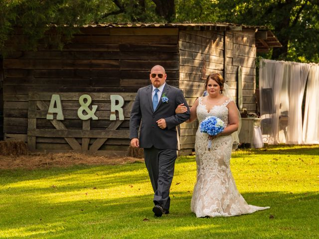 Riley and Anna's Wedding in Jasper, Alabama 20