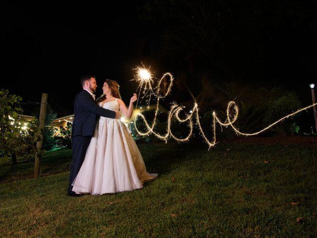 Jacob and Haley's Wedding in Sylva, North Carolina 2