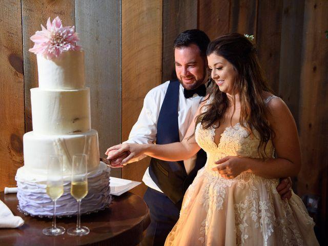 Jacob and Haley's Wedding in Sylva, North Carolina 11