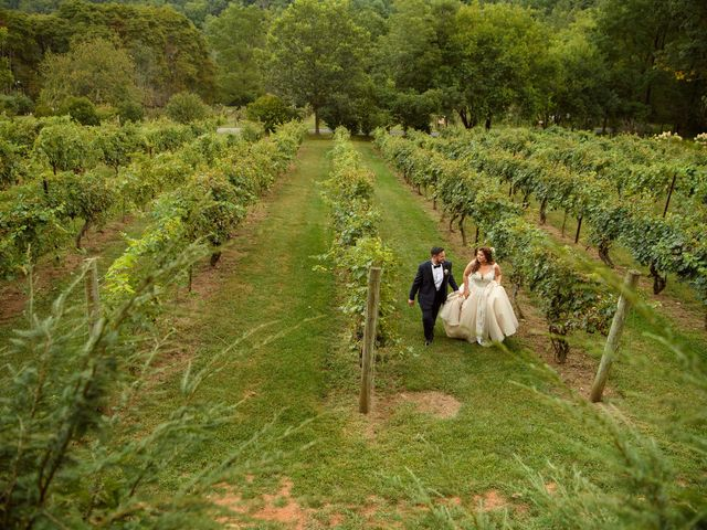 Jacob and Haley's Wedding in Sylva, North Carolina 19