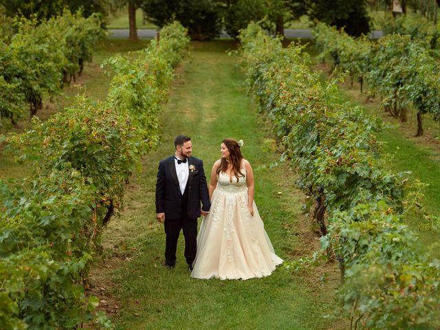 Jacob and Haley's Wedding in Sylva, North Carolina 20
