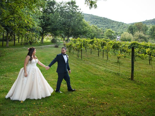 Jacob and Haley's Wedding in Sylva, North Carolina 33