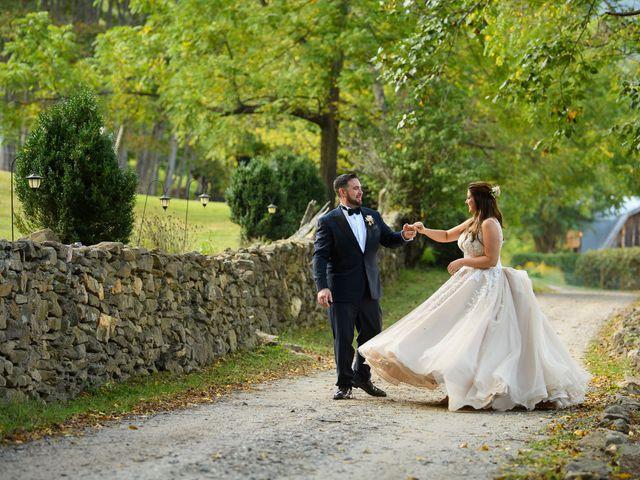 Jacob and Haley's Wedding in Sylva, North Carolina 34