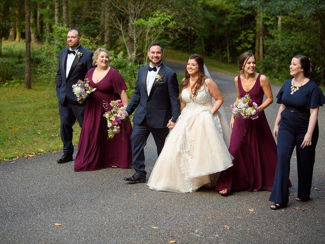 Jacob and Haley's Wedding in Sylva, North Carolina 35