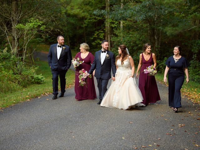 Jacob and Haley's Wedding in Sylva, North Carolina 36