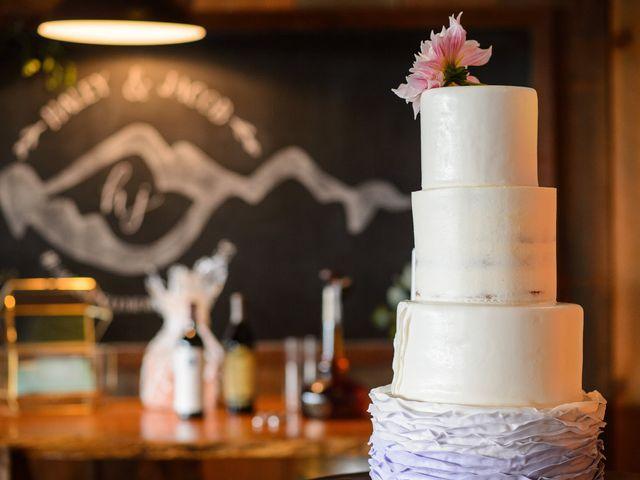 Jacob and Haley's Wedding in Sylva, North Carolina 45