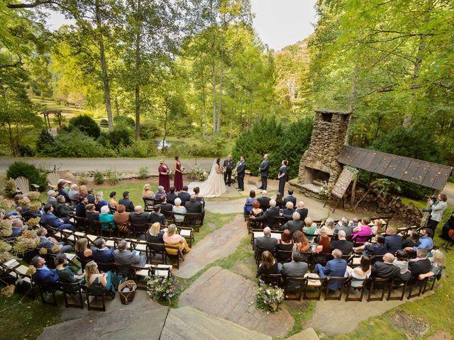 Jacob and Haley's Wedding in Sylva, North Carolina 63