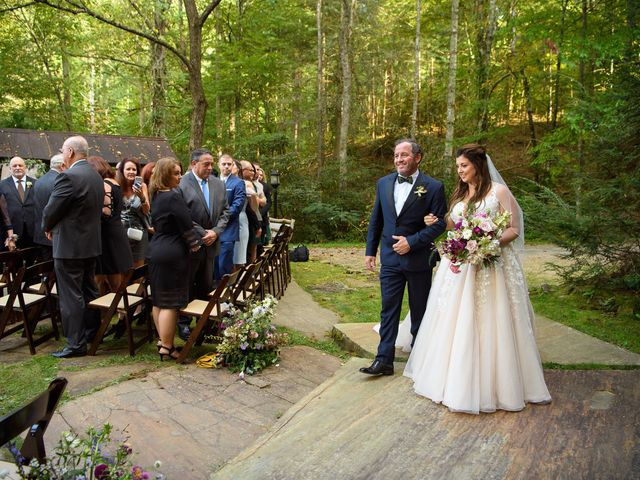 Jacob and Haley's Wedding in Sylva, North Carolina 66