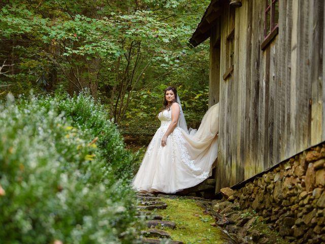 Jacob and Haley's Wedding in Sylva, North Carolina 69