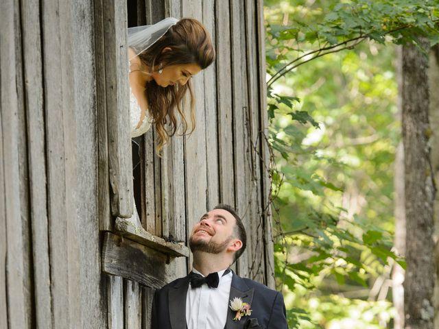 Jacob and Haley's Wedding in Sylva, North Carolina 80