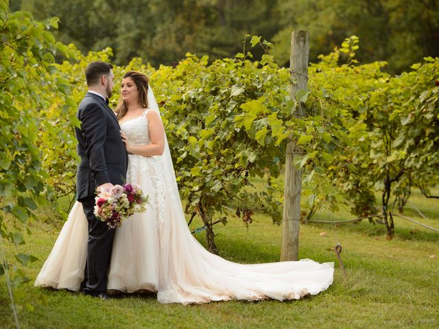 Jacob and Haley's Wedding in Sylva, North Carolina 83
