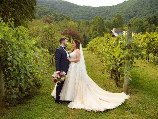 Jacob and Haley's Wedding in Sylva, North Carolina 84