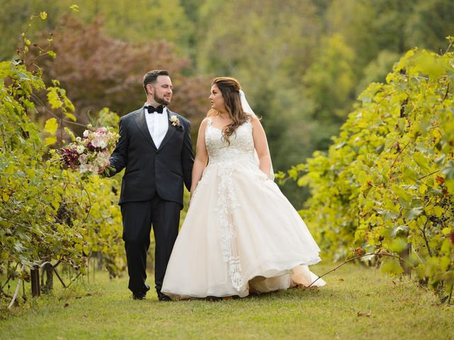 Jacob and Haley's Wedding in Sylva, North Carolina 85