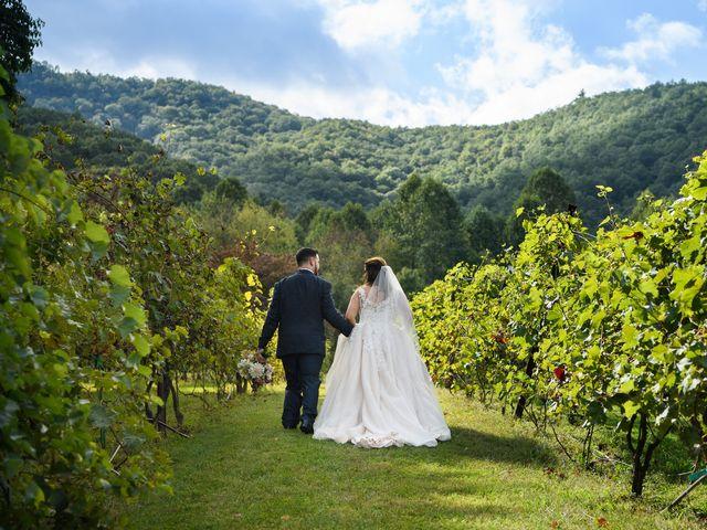 Jacob and Haley's Wedding in Sylva, North Carolina 86