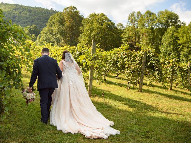 Jacob and Haley's Wedding in Sylva, North Carolina 87