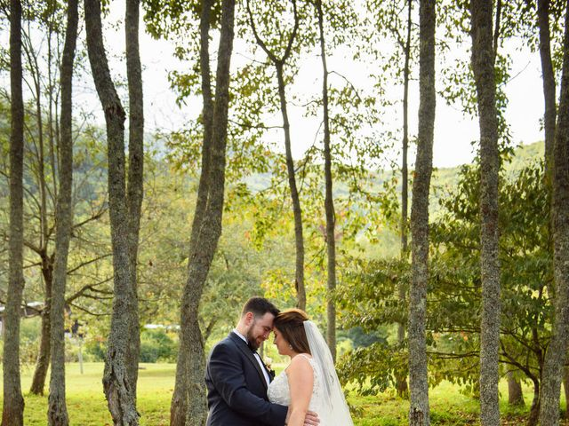 Jacob and Haley's Wedding in Sylva, North Carolina 88