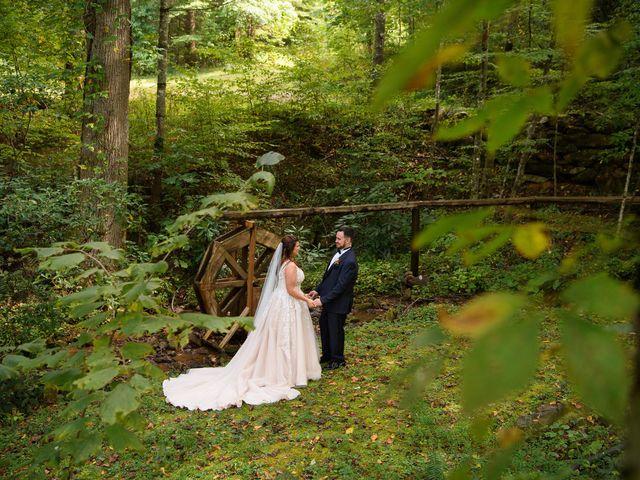 Jacob and Haley's Wedding in Sylva, North Carolina 93