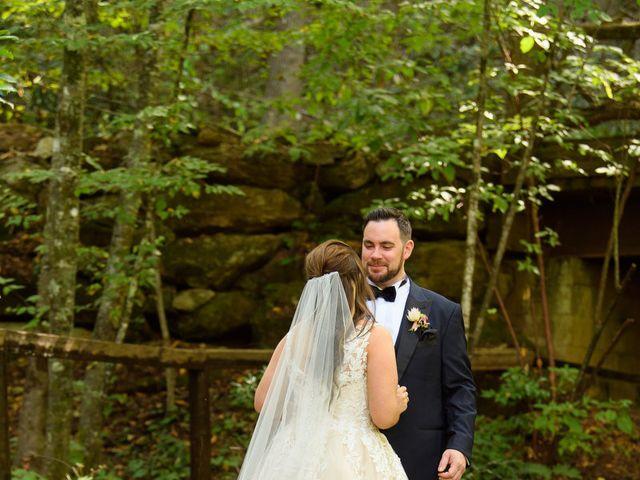 Jacob and Haley's Wedding in Sylva, North Carolina 94