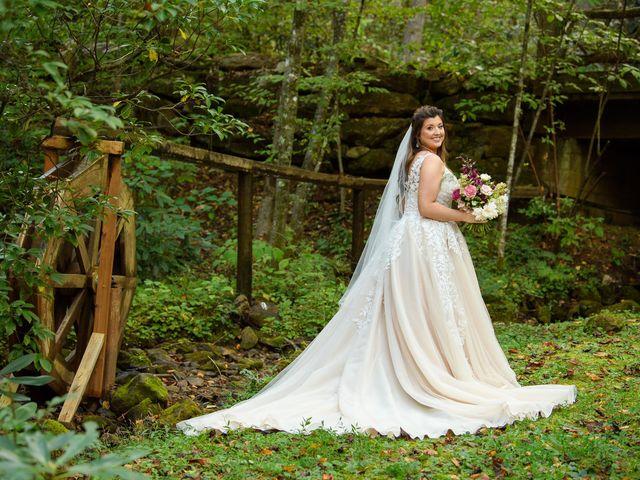 Jacob and Haley's Wedding in Sylva, North Carolina 95