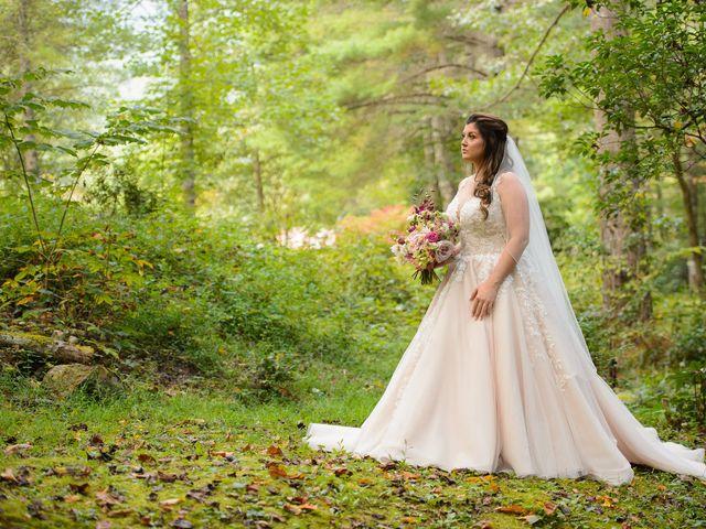 Jacob and Haley's Wedding in Sylva, North Carolina 96