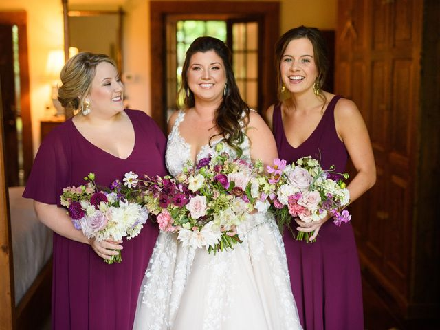 Jacob and Haley's Wedding in Sylva, North Carolina 101