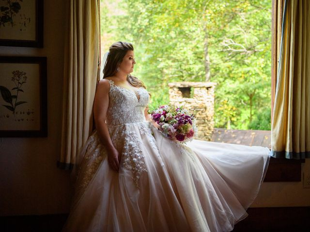 Jacob and Haley's Wedding in Sylva, North Carolina 103