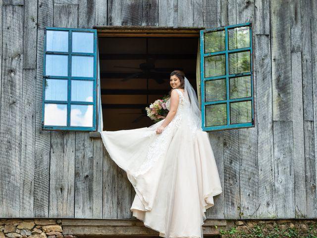 Jacob and Haley's Wedding in Sylva, North Carolina 1