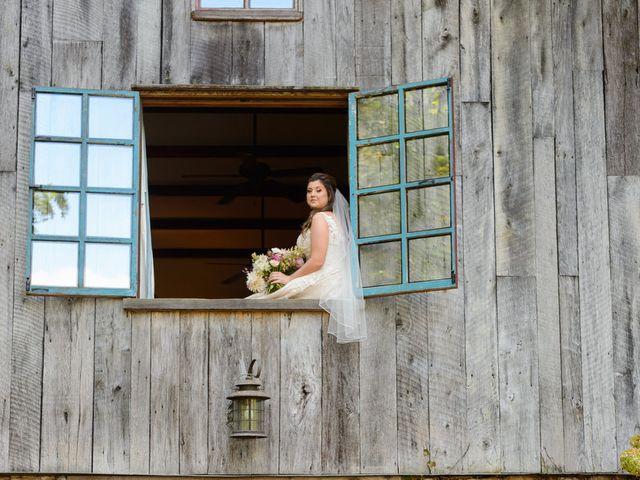 Jacob and Haley's Wedding in Sylva, North Carolina 107