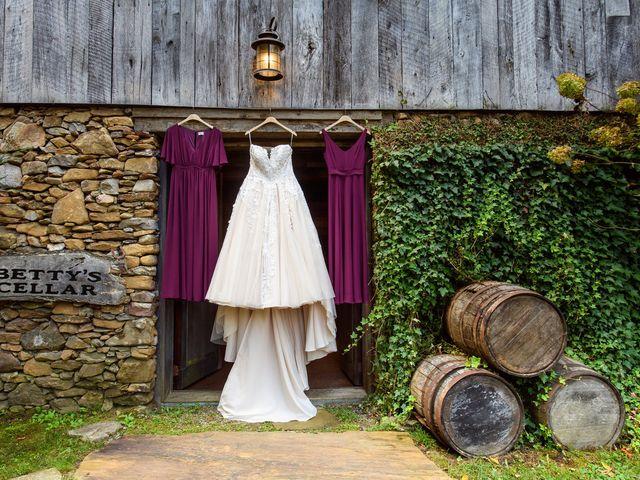 Jacob and Haley's Wedding in Sylva, North Carolina 124