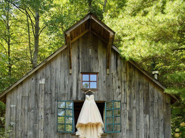 Jacob and Haley's Wedding in Sylva, North Carolina 127