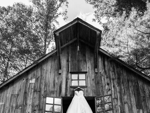 Jacob and Haley's Wedding in Sylva, North Carolina 128