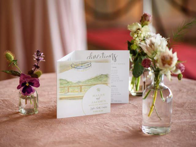Jacob and Haley's Wedding in Sylva, North Carolina 130