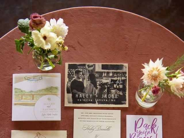 Jacob and Haley's Wedding in Sylva, North Carolina 131