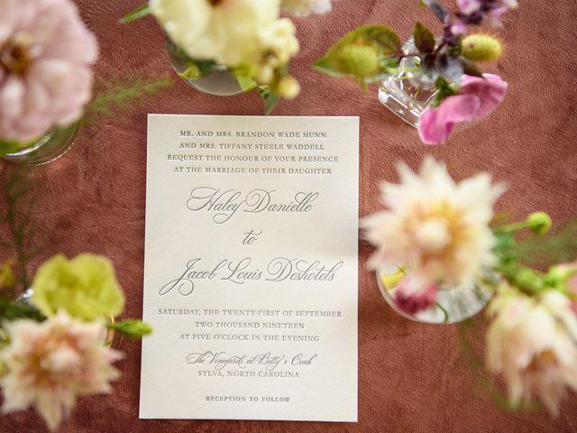 Jacob and Haley's Wedding in Sylva, North Carolina 133