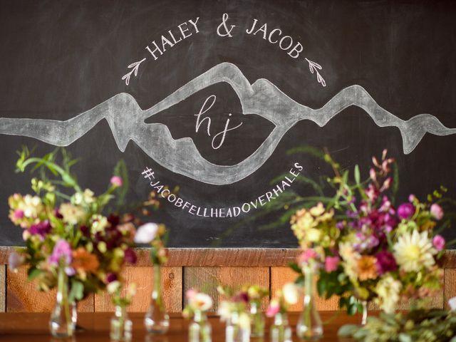 Jacob and Haley's Wedding in Sylva, North Carolina 146