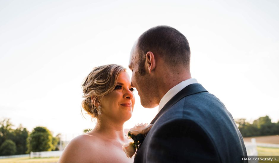 Andrew and Colette's Wedding in Charlottesville, Virginia