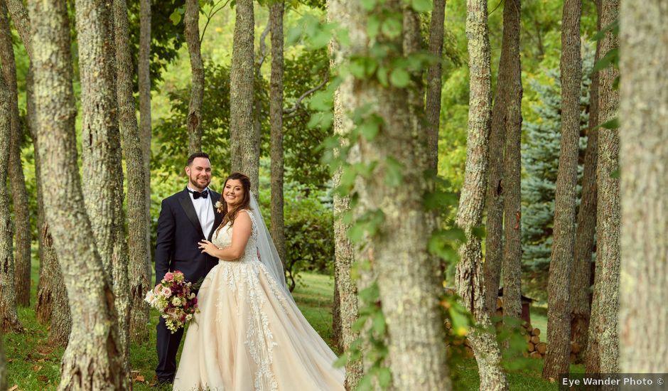 Jacob and Haley's Wedding in Sylva, North Carolina