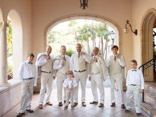 Ashley and Mike's Wedding in Bradenton, Florida 8