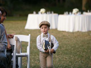Ashley and Mike's Wedding in Bradenton, Florida 11