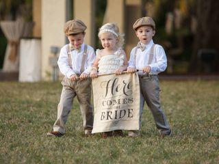 Ashley and Mike's Wedding in Bradenton, Florida 12