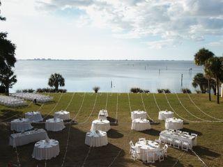 Ashley and Mike's Wedding in Bradenton, Florida 17