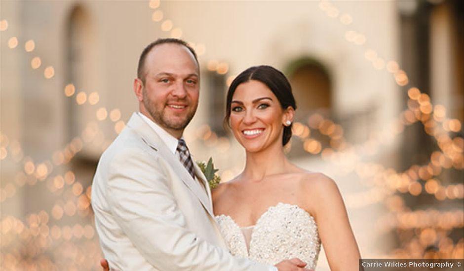 Ashley and Mike's Wedding in Bradenton, Florida