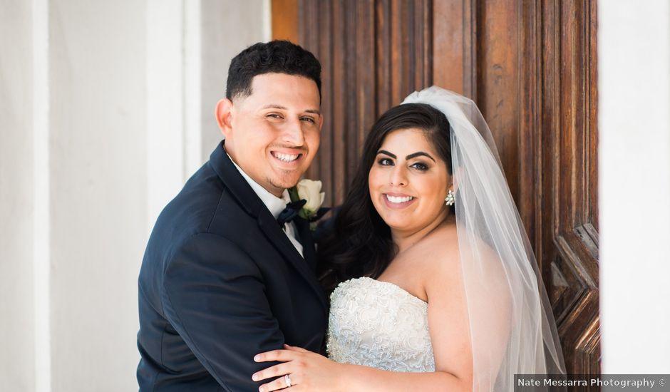 Monica and JJ's Wedding in Galveston, Texas