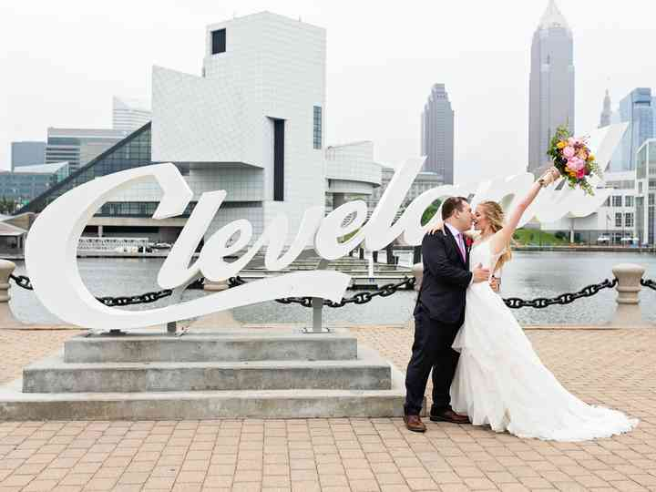 The wedding of Lauren and Ranen