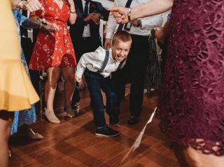 Michael and Mariel's Wedding in New Hope, Pennsylvania 3