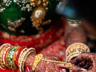 The wedding of Yesha and Vishal 2