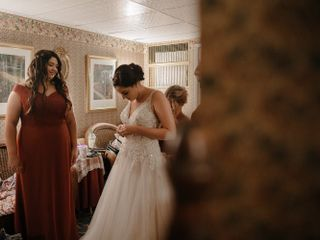 The wedding of Toria and Adam 3